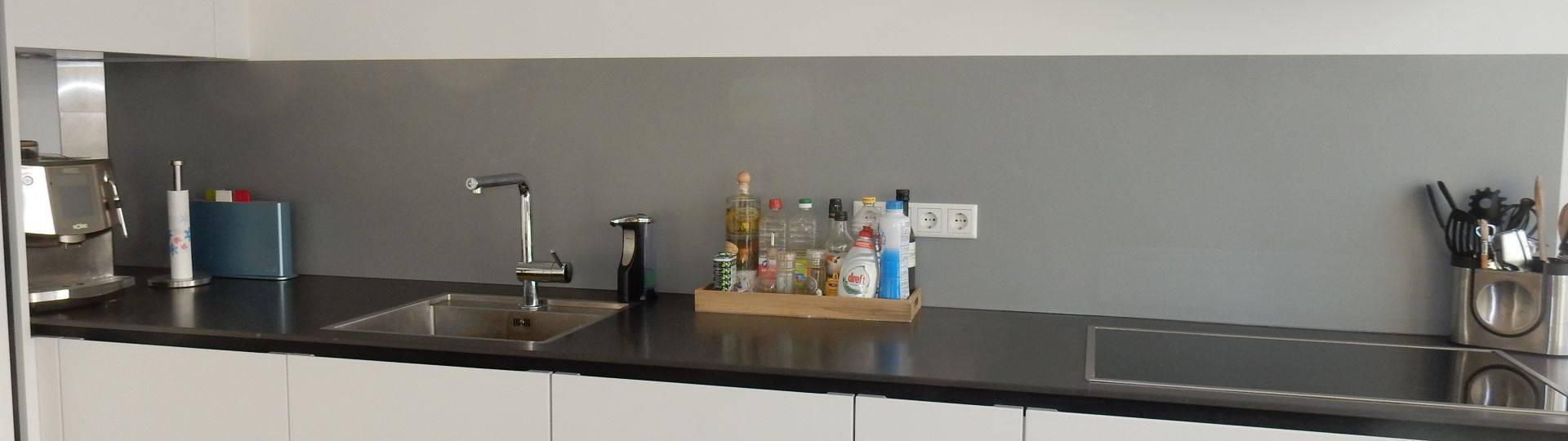 Aluminium Keuken Achterwand Kleurstalen