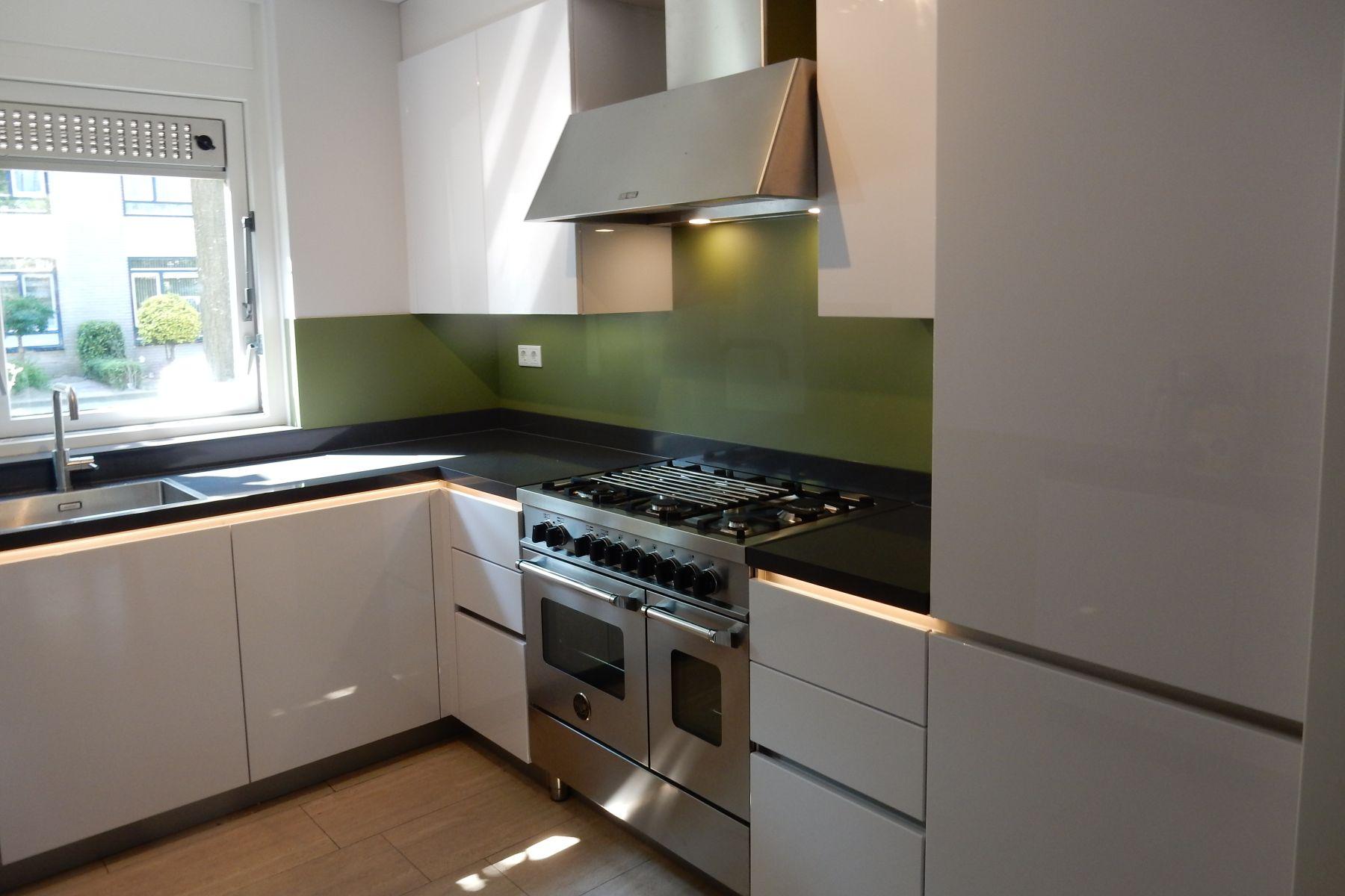 Achterwand Voor Keuken : Achterwand keuken