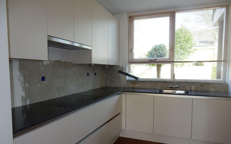 Achterwand Keuken Taupe : Bokmerk keuken achterwand gouda