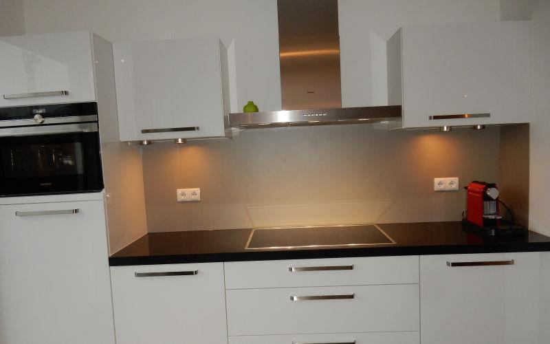 Glazen Achterwand Keuken Prijs : Aluminium Achterwand Keuken ~ Beste ideeën voor