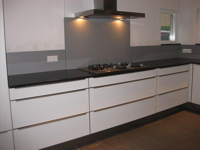 Inspiratie Keuken Achterwand : 2084 Keuken na kleur DB701 .jpg